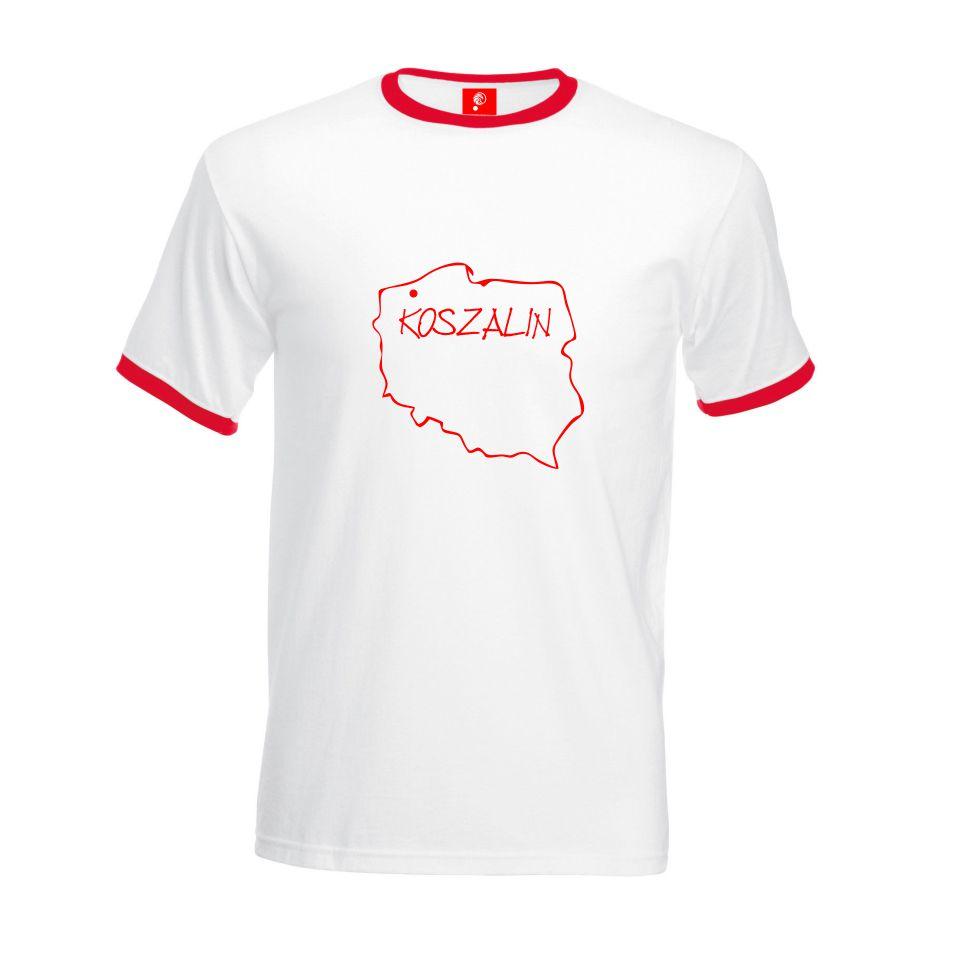b523472c4 Koszulka Koszalin - Seria W/R - Sklep Patriotyczny